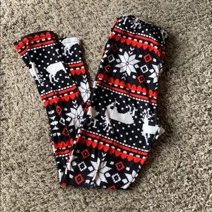 Other - Holiday leggings